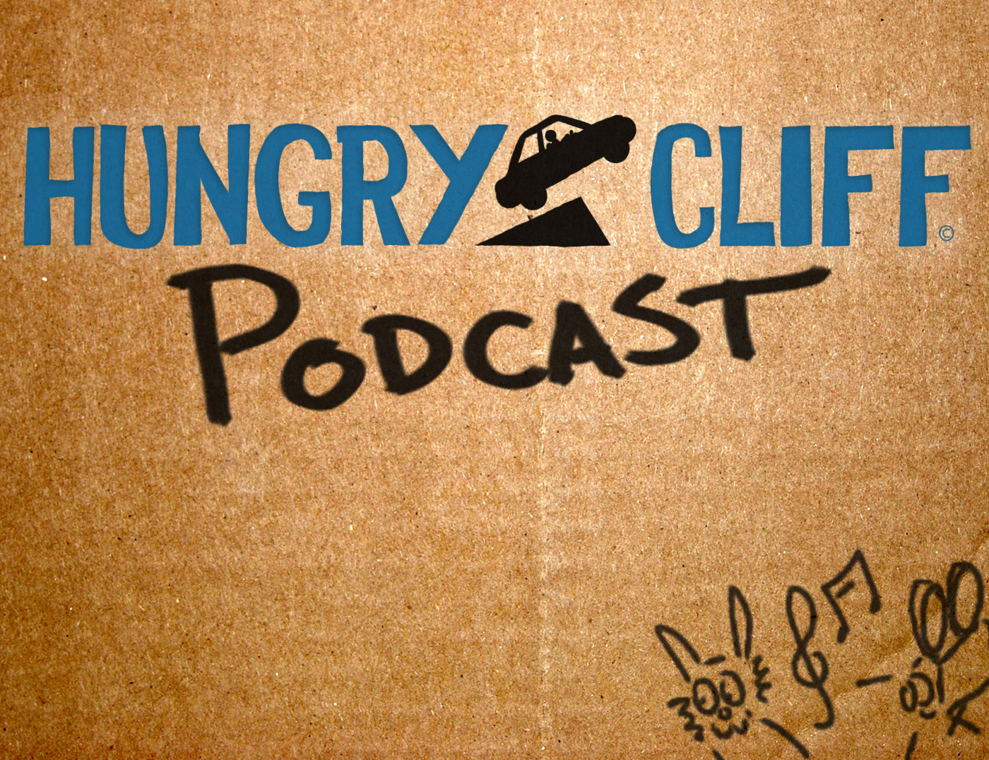 Hungry Cliff Podcast Logo 06 short top